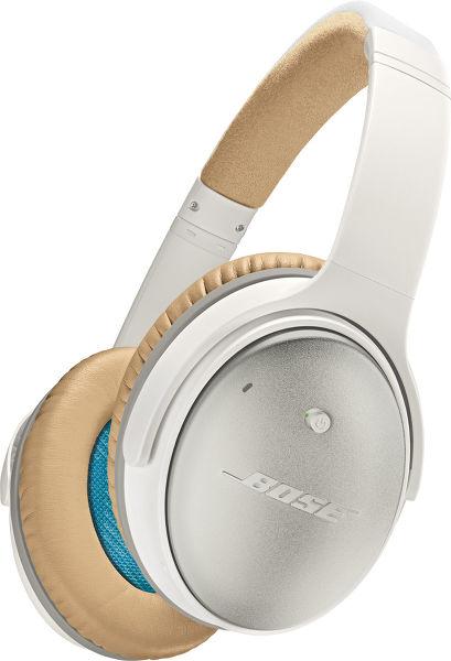 Bose Quietcomfort 25 Apple Silver Casques Bluetooth