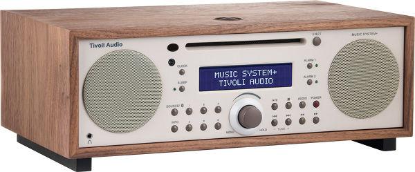 Tivoli Music System+ Noyer