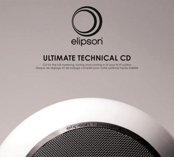 Le disque de réglage Elipson.