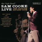 Music On Vinyl Sam Cooke Live At The Harlem Square Club