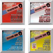 Quadrilogie Philadelphia Sound + cadre Rockonwall