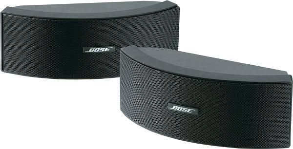 Bose 151 SE environmental Noir (la paire)