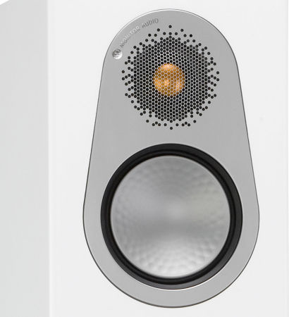 Monitor Audio Silver 300 : tweeter C-CAM Gold et médium RST