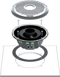Fusion Enceintes embarqu/ées MS-FR6021
