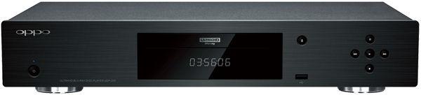 Le lecteur Blu-ray UHD4K Oppo UDP-203