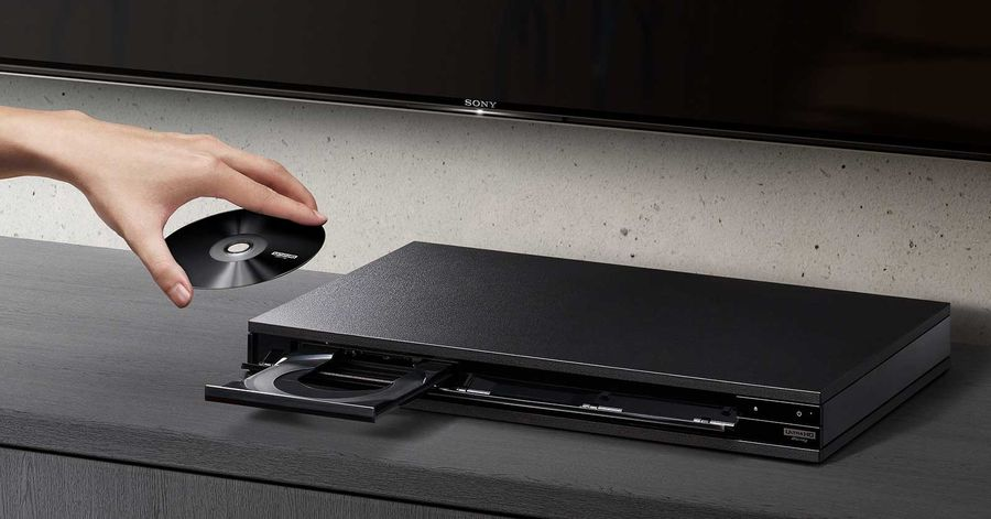 Lecteur Blu-ray UHD 4K