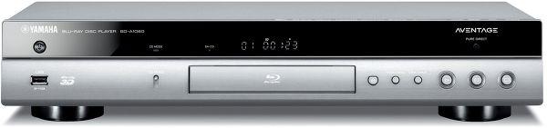 Le lecteur Blu-ray Yamaha BD-A1060.