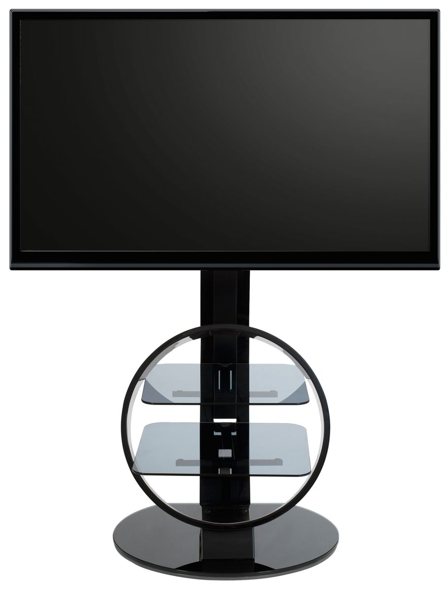 Meuble Tv Avec Barre De Son meuble tv avec support télévision led oled lcd qled plasma