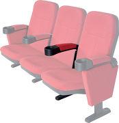 Accoudoir central pour fauteuil Lumene Comfort