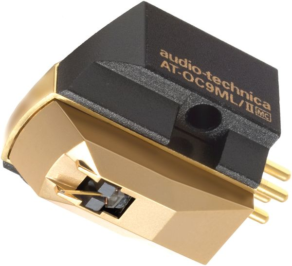 Audio-Technica AT-OC9ML/II : pointe Line Contact