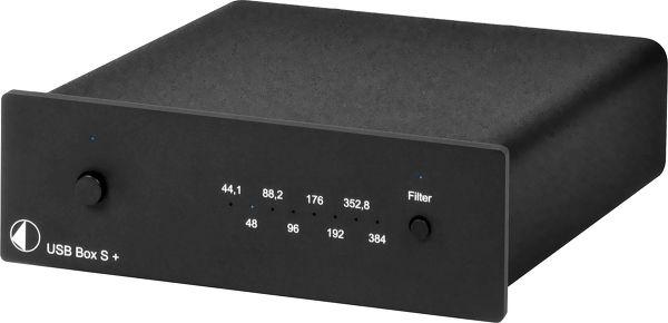 Pro-Ject USB Box S Convertisseur D//A USB Argent