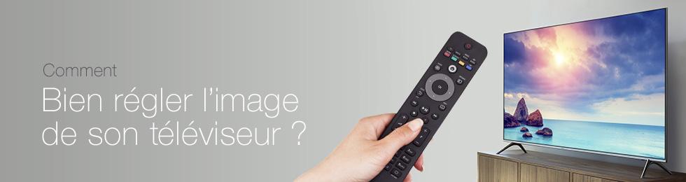 Comment bien régler l'image de son TV ?