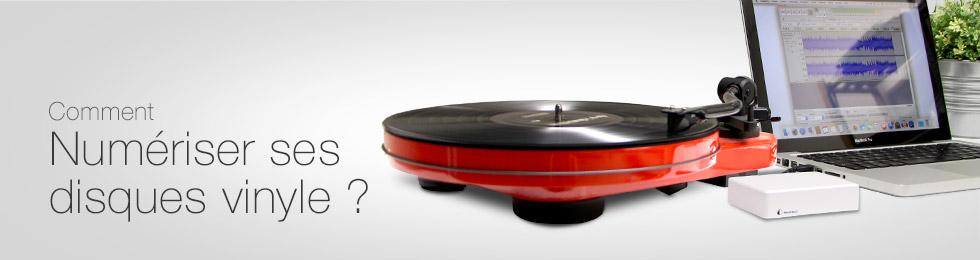 Comment numériser ses disques vinyle ?