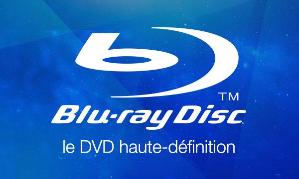 Blu-ray : le DVD haute-définition