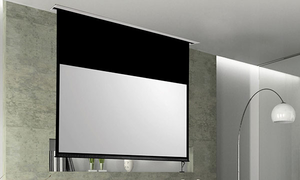 Choisir un écran de projection encastrable