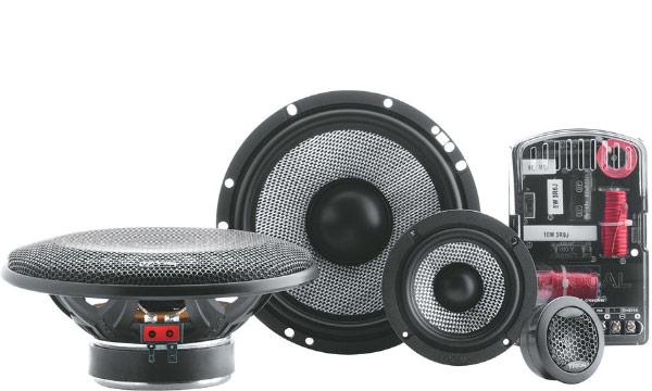 Choisir un haut-parleur de voiture