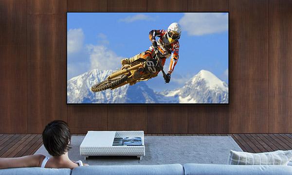 Choisir un téléviseur UHD-8K