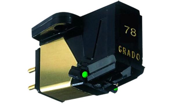 Choisir une cellule Phono 78T