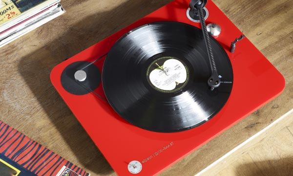 Choisir une platine vinyle Bluetooth