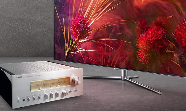 Comment écouter la TV sur un ampli hi-fi ?