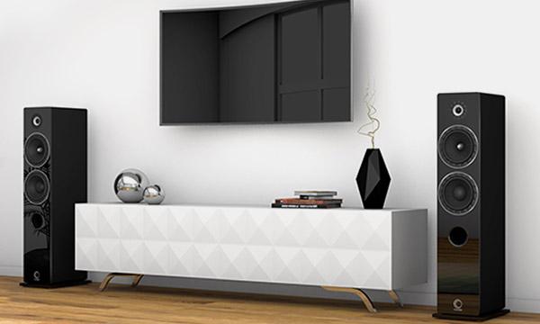 Concevoir un salon hi-fi et home-cinéma
