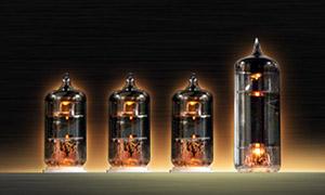 La sélection électroniques à tubes