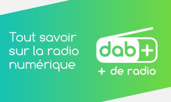 La radio numérique DAB