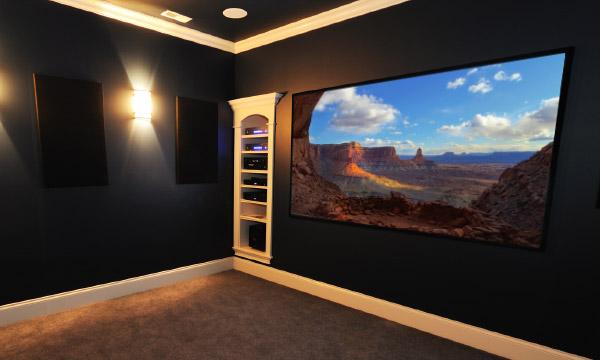 La salle de home-cinéma idéale