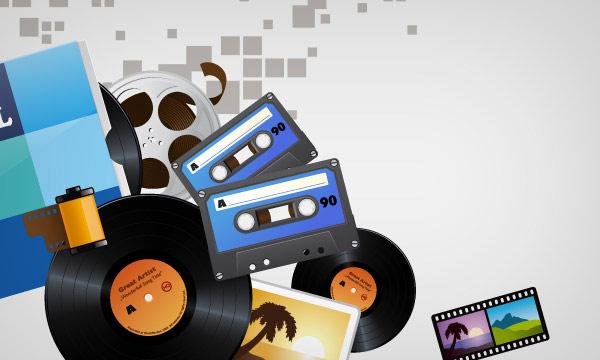 Pourquoi numériser photos, diapos, vidéos, vinyles ou cassettes
