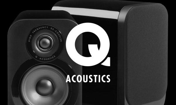 Q Acoustics : tout savoir sur la marque