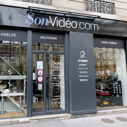 Magasin Son-Vidéo.com Paris 7