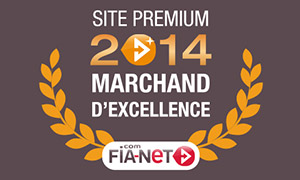 Label Marchand d'Excellence 2014.