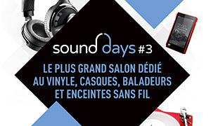 Sound Days 3e édition