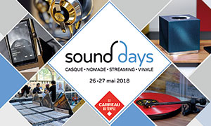 4e édition des Sound Days.