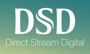 La sélection DSD (Direct Stream Digital)