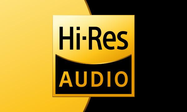 La sélection Hi-Res Audio : le son haute-résolution