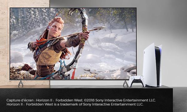 La sélection TV pour PS5