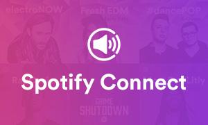 La sélection Spotify Connect