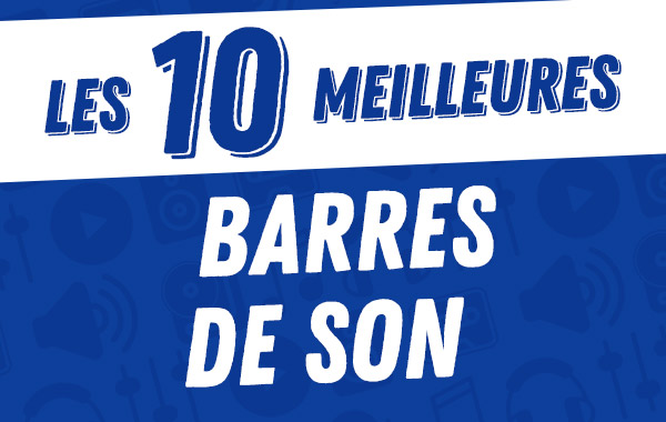 Les 10meilleures barresdeson2017.