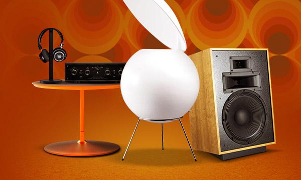 La sélection Vintage : tout le High-Tech ultra-tendance