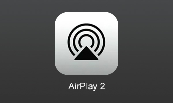 La sélection AirPlay 2