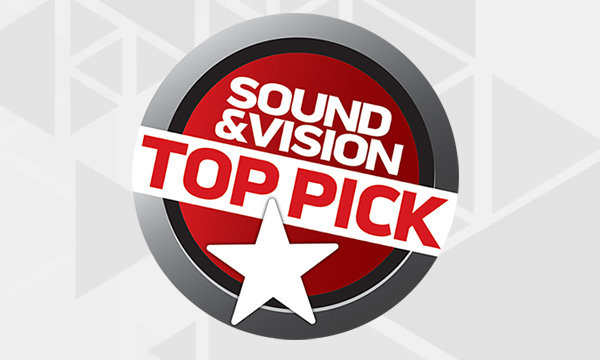La sélection Top Pick Sound & Vision