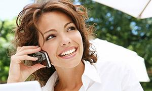 Service client par téléphone