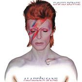 David Bowie: Aladdin Sane.