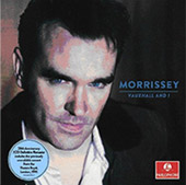 Morrissey : Vauxhall and I.