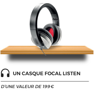 Casque hi-fi Focal Listen