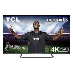 TV UHD 4K TCL 50P818