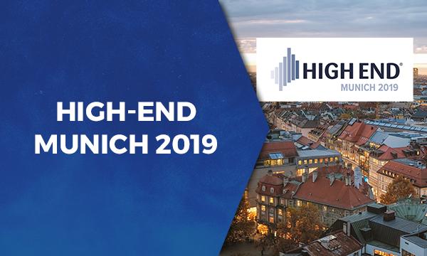 Munich High-End 2019