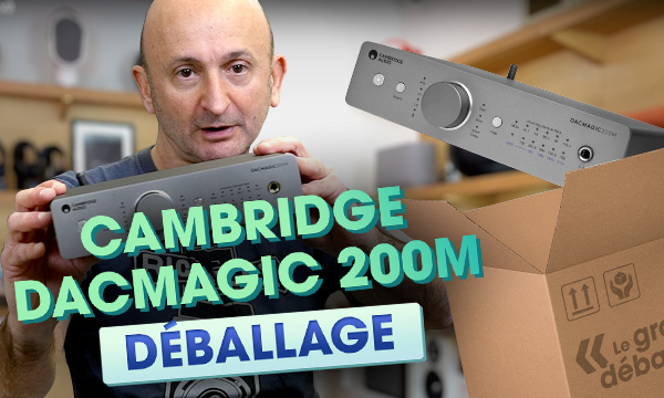 Cambridge DacMagic 200M