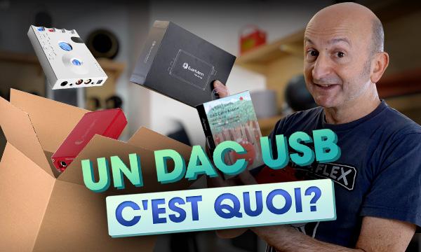 Un DAC portable, c'est quoi?